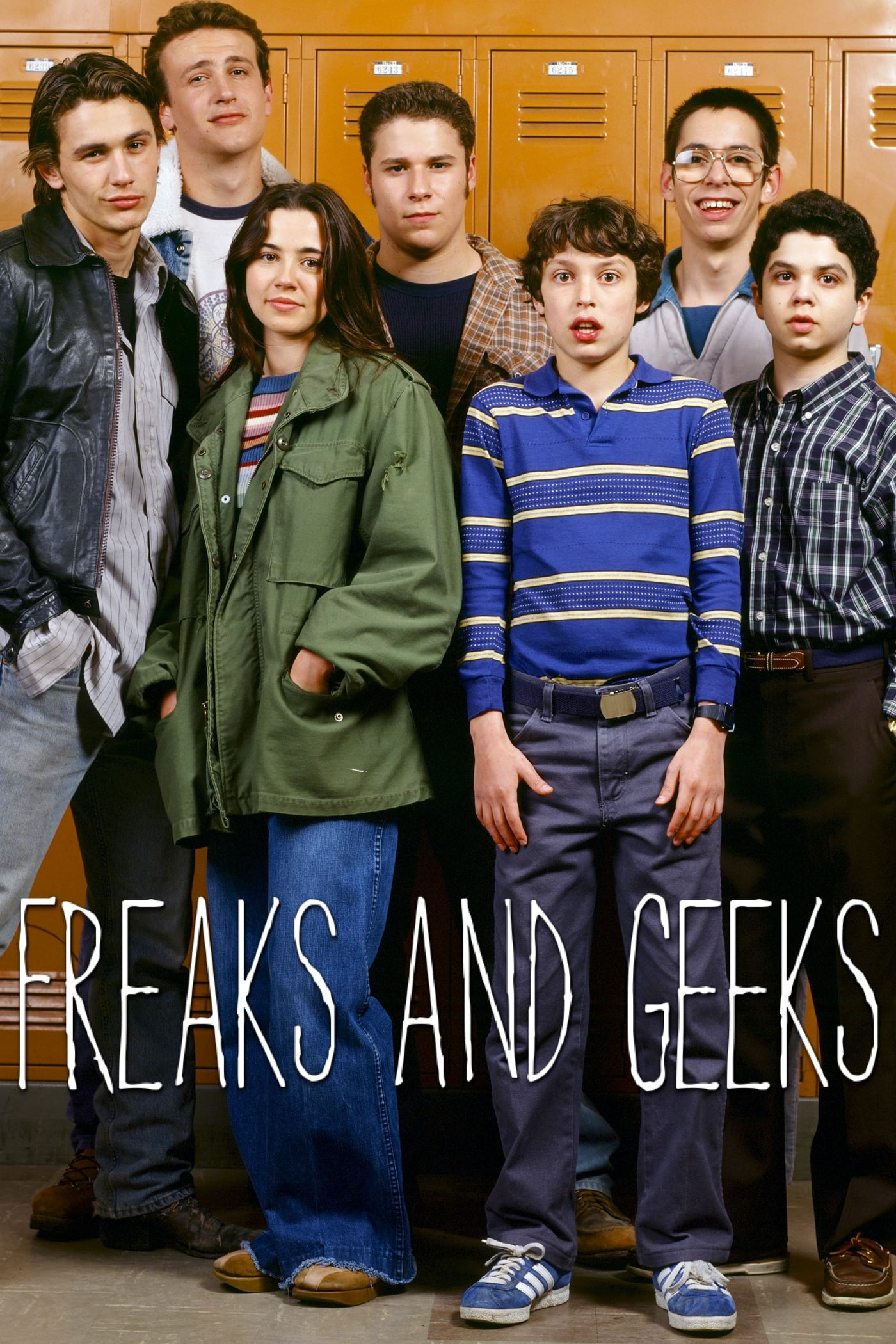 Freaks and Geeks' />