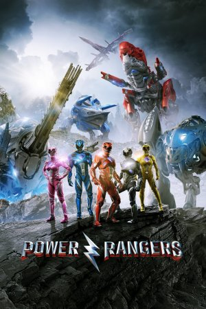 Póster Power Rangers