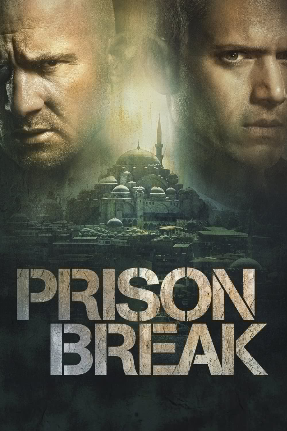 Burning Serie Prison Break