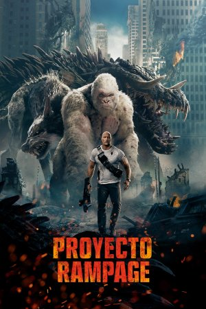 Póster Proyecto Rampage