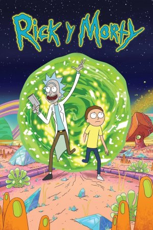 Póster Rick y Morty