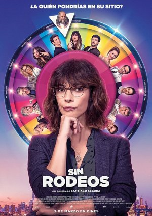 Póster Sin Rodeos