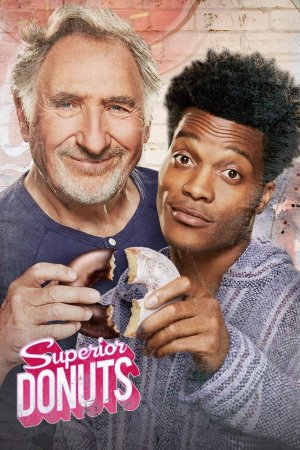 Póster Superior Donuts