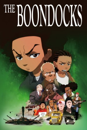 1 BOONDOCKS TÉLÉCHARGER THE SAISON