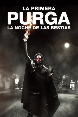 Póster The First Purge