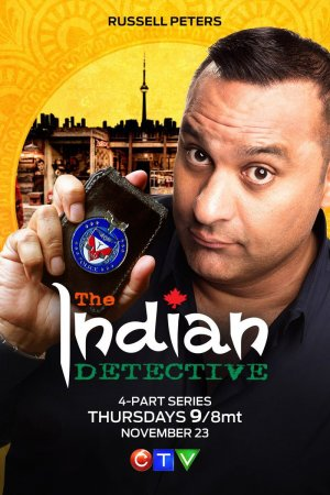 Póster The Indian Detective