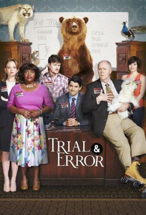Póster Trial & Error