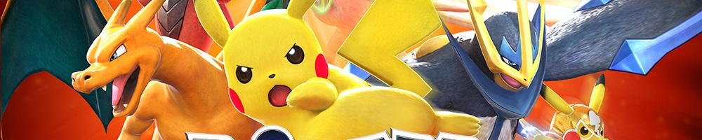 Pokkén Tournament DX - BGW17