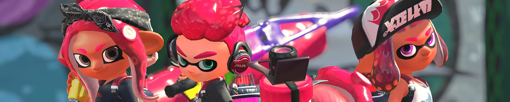 Splatoon 2 - SCB18