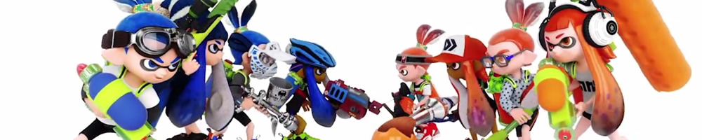 Splatoon Mejor Shooter TGA 2015: Fase Final