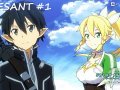 Let's play Sword Art Online Lost Song PS3 By Ikesant Parte 1 Español