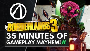 35 minutos de la jugabilidad de Borderlands 3