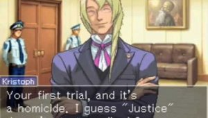 Ace Attorney Apollo Justice Gameplay