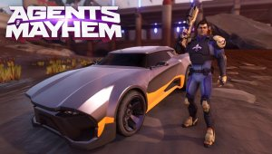 Agents of Mayhem - Mayhem, Te Necesito