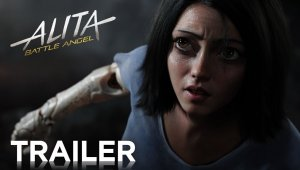 Alita: Battle Angel - Primer tráiler oficial