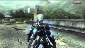 Análisis Metal Gear Rising: Revegeance