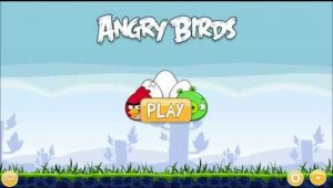 Angry Birds Gameplay Para PC
