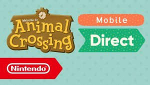 Animal Crossing Mobile Direct - 25.10.2017