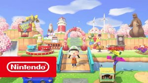 Animal Crossing: New Horizons – ¡Crea tu propio paraíso!