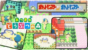 Fan Pokémon Animal Crossing: New Horizons