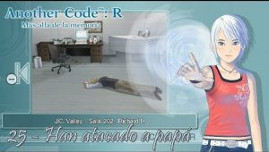 Another Code: R Cap.25 - Han atacado a papá