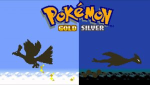 Anuncio de Game Boy Color de Pokémon: Edición Oro y Plata