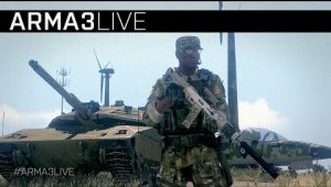 Arma 3 Livestream - Launch Sneak Preview