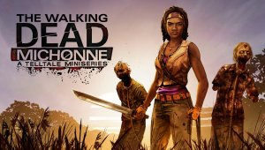 Así es The Walking Dead: Michonne en sus primeros minutos