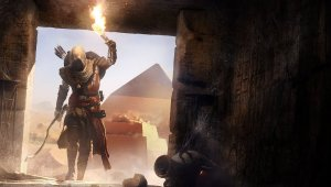 Así luce Assassin's Creed Origins en Xbox One X
