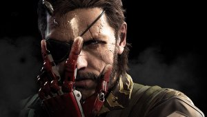 Así luce Metal Gear Solid V: The Phantom Pain en PC
