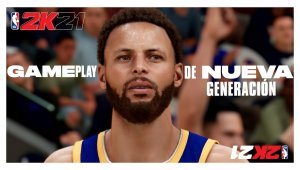Así se ve NBA 2K21 en PlayStation 5 y Xbox Series X