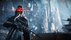Así son los entornos de Killzone: Mercenary