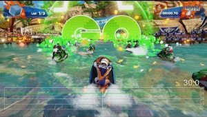 Así son los frame-rates de Kinect Sports Rivals