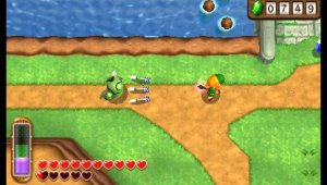 Así suena Kakariko Village en The Legend of Zelda: A Link Between Worlds