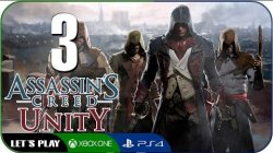 Assasin´s Creed Unity | Capitulo 3 | Let´s Play