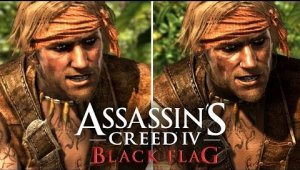 Assassin's Creed 4: comparativa gráfica entre distintas versiones