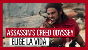 Assassin's Creed Odyssey muestra su tráiler live action
