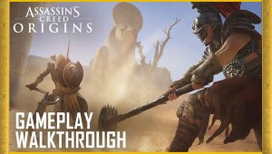 Assassin's Creed Origins muestra su primer gameplay en el E3