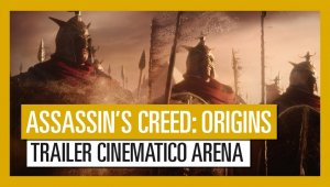 Assassin's Creed Origins: Tráiler de Arena