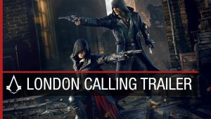Assassin's Creed Syndicate prepara su lanzamiento a ritmo de The Clash