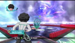 Bakugan Battle Brawlers Gameplay