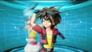 Bakugan Battle Brawlers Trailer