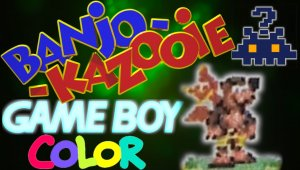 Banjo-Kazooie: Grunty's Curse, cancelado para Game Boy Color