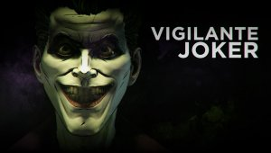 Batman: The Enemy Within - Joker Vigilante