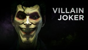 Batman: The Enemy Within - Joker Villano