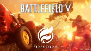 Battlefield V — Firestorm Trailer (Battle Royale)
