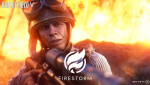 Battlefield V — Gameplay Trailer de Firestorm
