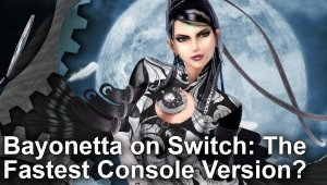 Bayonetta - Comparativa de Digital Foundry
