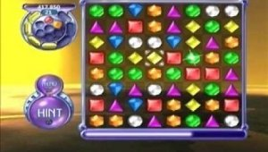 Bejeweled Gameplay 2