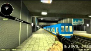 Berri-Uqam Station Preview CS:GO